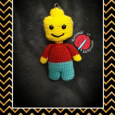 Lego panáčik