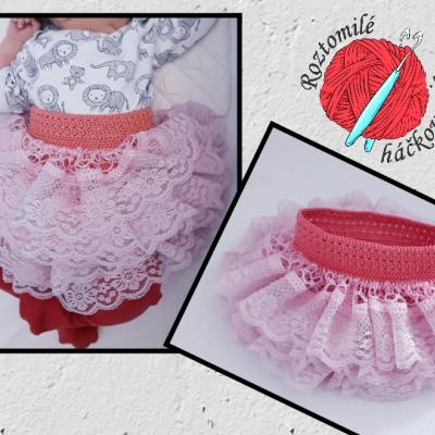 Rozkošná suknička
