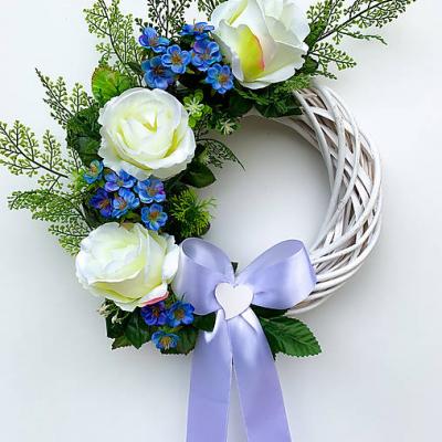 Svadobný veniec pre ženícha