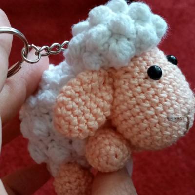 Ovečka - prívesok