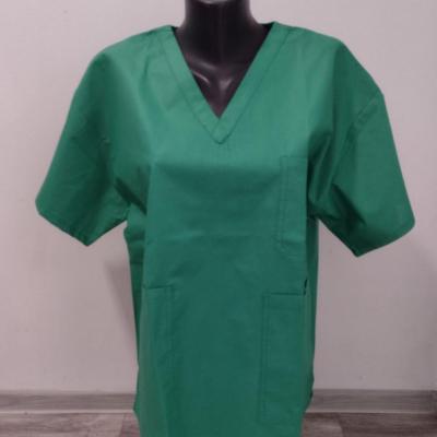 Zdravotnícka blúza zelená