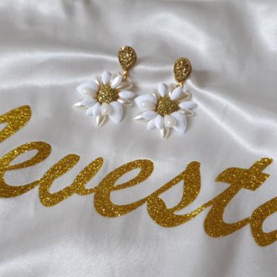 Svadobné zlaté srdiečko
