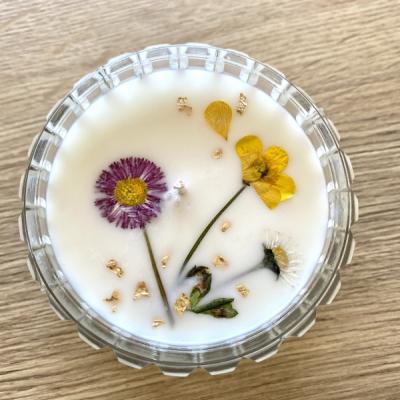 Sojová sviečka Kamilka