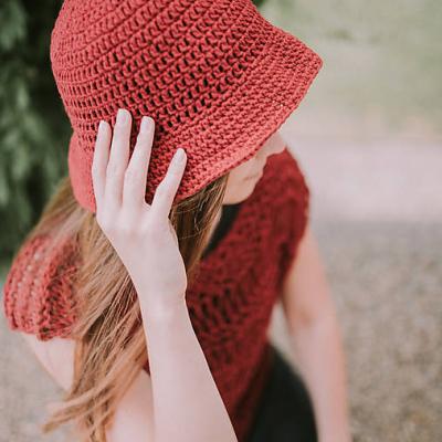 letný klobuk