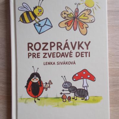 e-kniha Rozprávky pre zvedavé deti
