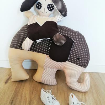 Sloník a zajko Duduško