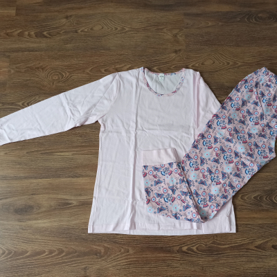 Dámske bavlnené pyžamo