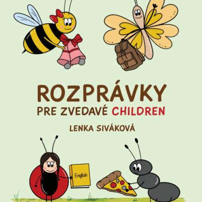 e-kniha Rozprávky pre zvedavé CHILDREN