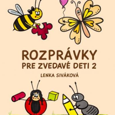 e-kniha Rozprávky pre zvedavé deti 2