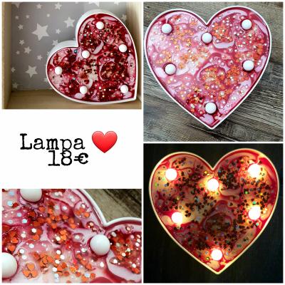 Lampa ❤️