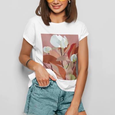 Ilustrácia na tričku