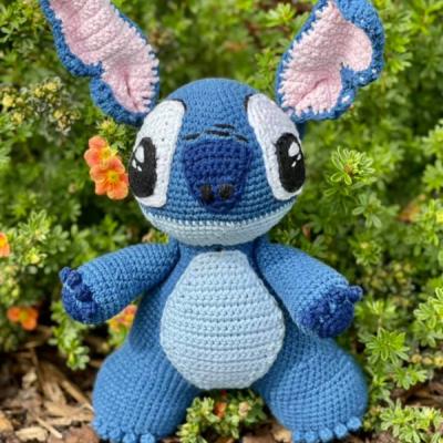 Stitch alebo experiment 626 ✌️