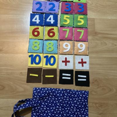 Číslové puzzle