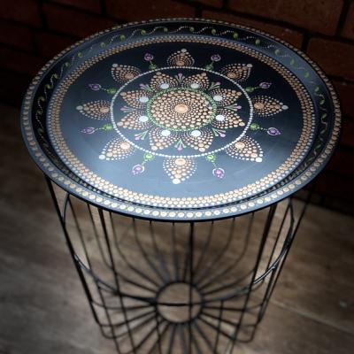 Mandala stolík
