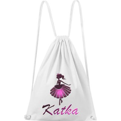 Batoh pre školáka- Baletka