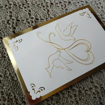 Magic card - holubice