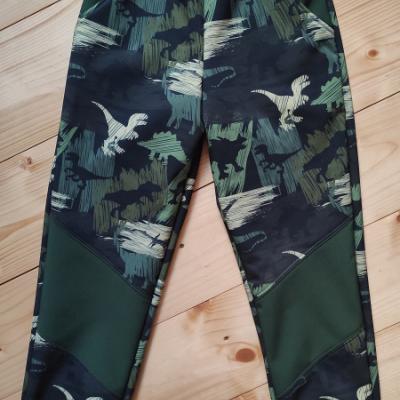 Softshellové nohavice