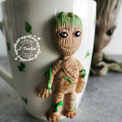 Šálka Groot