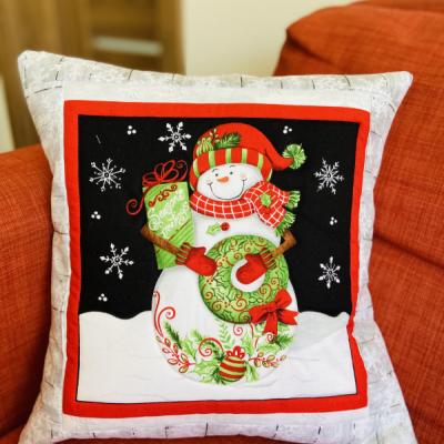 Snehuliak a darčeky