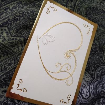 Magic card - srdce