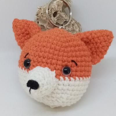 Líška - prívesok