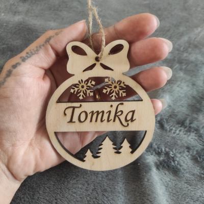 Vianočná ozdoba na stromček