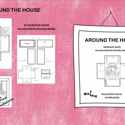 Around The House - urob si sám