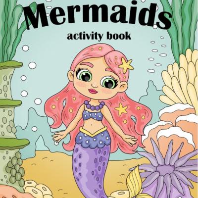 Mermaids - dot to dot