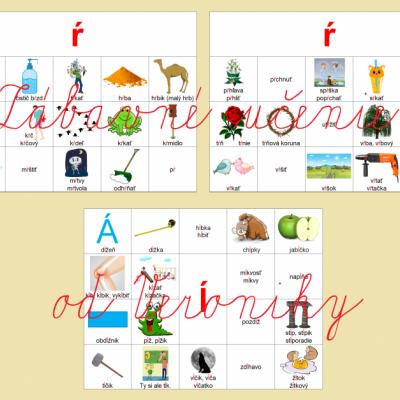 SPOLUHLÁSKY Ŕ a Ĺ - pdf