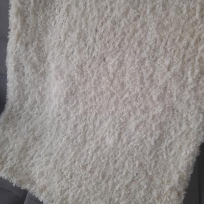 Puffy deka z fur