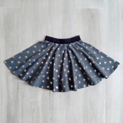 Točivá sukňa