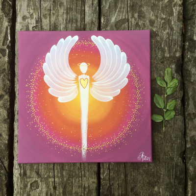 Obraz Anjel