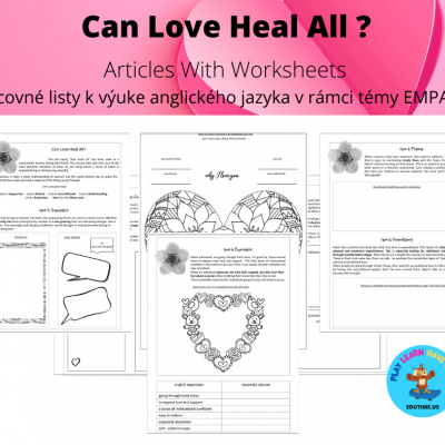 Can Love Heal All  - pracovné listy