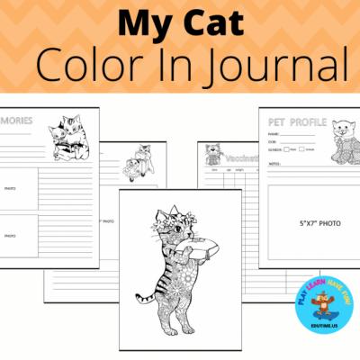 My Cat - journal