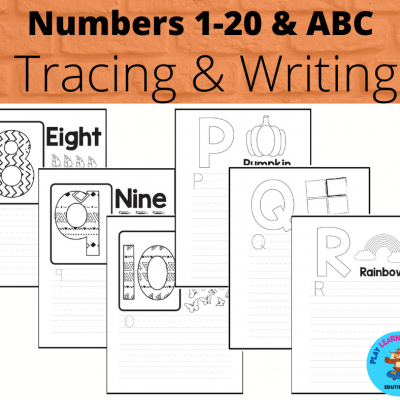 Numbers 1-20 & ABC