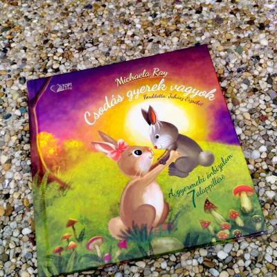 Preklad knižky Som skvelé dieťa - Csodás gyerek vagyok