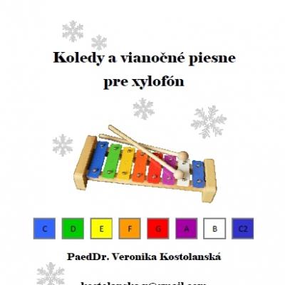 Koledy a vianočné piesne pre xylofón (A)