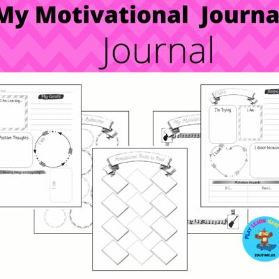 My Motivational Journal