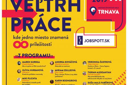 JOBSPOTT - Veľtrh práce v Trnave