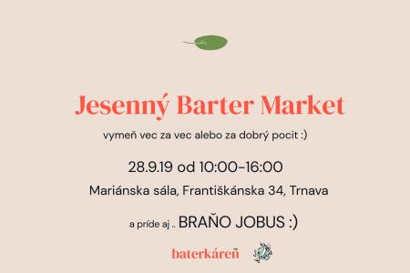 Jesenný Barter Market
