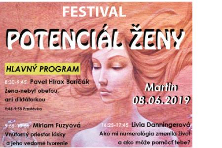 Festival Potenciál ženy