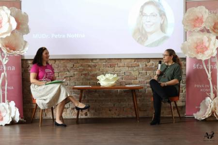 🌸 Pre zdravie ženy 2021 - hybridná konferencia 🌸