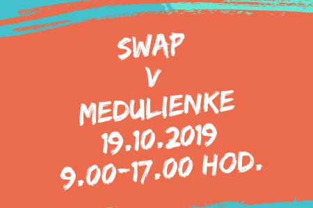 SWAP v Medulienke v Leviciach 19.10.2019