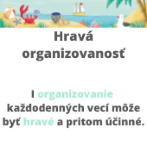 Hravá organizovanosť
