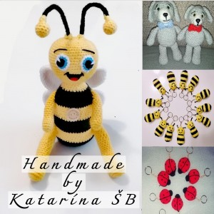 Handmade by Katarína ŠB