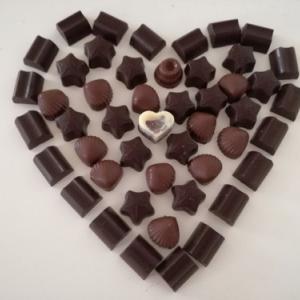 sweet and choco