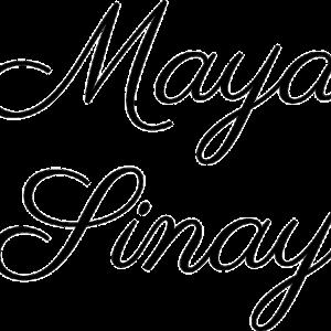 Romantická Biela séria Maya Sinay
