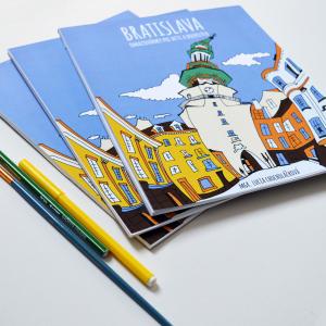 Bratislava a Slovensko - umelecké stvárnenie